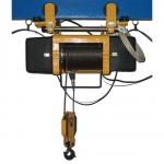 - Таль электрическая канатная передвижная г/п 10.0 т (ТЭ 1000)