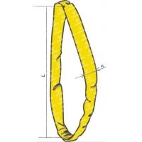 Строп текстильный круглопрядный кольцевой