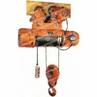 Таль электрическая двухскоростная модели MD (380 В)