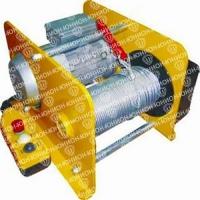 Лебедка электрическая модели EWH (TOR KDJ)