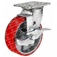 Большегрузные полиуретановые колеса (Китай)