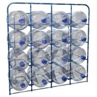 СВД. Стеллаж для бутылей с водой