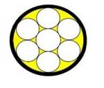 Армат-й канат (прядь) в оболочке СТО 71915393-ТУ 100-2011