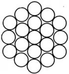 Спиральный канат DIN 3053 / DIN EN 12385-4-2003