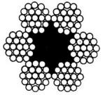 Канат типа M (Standard) DIN 3060 / DIN EN 12385-4-2003