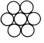Сердечник для неизолированных проводов ЛЭП ТУ 14-178-462-2004