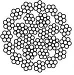 Многопрядный канат IperFlex (Redaelli Tecna S.p.A.)