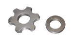 Комплект звёздочек и проставок для машин SM-200Н/200E