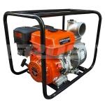 Мотопомпа бензиновая 100ZB26-5.8Q для чистой и слабозагр-й воды
