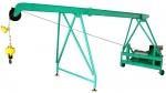 Подъемник строительный ПС-500 УМЕЛЕЦ грузоподъемностью 500 кг