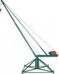 Кран стреловой поворотный КСП-500 МАСТЕР грузоподъемностью 500кг