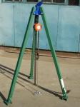 Тренога перегрузочная ТП-1000Т грузоподъемность 1000 кг