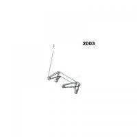 Качающийся рычаг 550/520/450 мм 2003