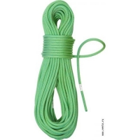 Веревка динамическая «Fly» green д. 9,6 мм (50 м) с водоотталкивающей пропиткой (CE, UIAA)