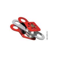Блок-ролик двойной «Стандарт» с подшипником сталь