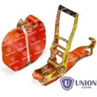 Ремень стяжной UNION Lifting для крепления груза 1,0/2,0т с крюками