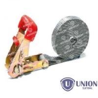 Ремень стяжной UNION Lifting для крепления груза 1,0/2,0т кольцевой