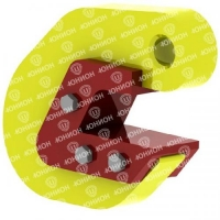 Захват для труб торцевой с полиуретановой вставкой