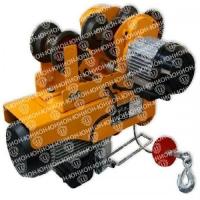 Электрическая таль с тележкой PA-125/250 кг.