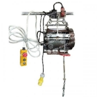 Таль электрическая фасадная стационарная модели YT-JZX 400/800 кг