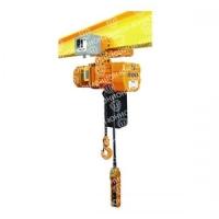 Таль электрическая цепная передвижная HHBD-T - 1,0т. 380В