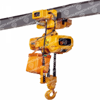 Таль электрическая цепная передвижная HHBD-T - 10,0т. 380В