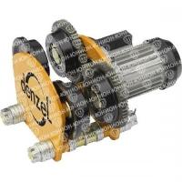 Тележка электрическая к тали модели РА - 1,0 т. (тележка для ворот)