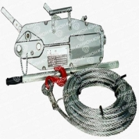 Лебедка ручная рычажная тросовая (механизм тяговый монтажный - 3,2 т.)