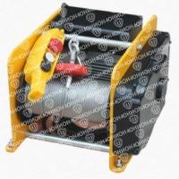 Лебедка электрическая модели EWH (TOR KDJ) - 0,5 т.