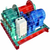 Лебедка электрическая модели JM - 0,5 т.