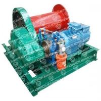 Лебедка электрическая модели JM - 10,0 т.
