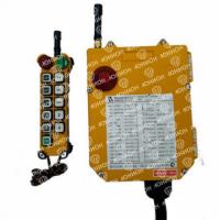 Радиоуправление Telecrane A24-12D (12 кнопочное 2 скоростное)