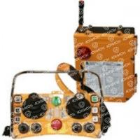 Радиоуправление Telecrane A25-10D (10 кнопочное 2 скоростное)