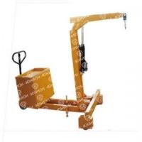 Гидравлический гуськовый кран SCB 550