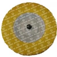 Колесо ЛИТОЕ с симметричной металлической ступицей (4.00-8) (вспененный полиуретан)